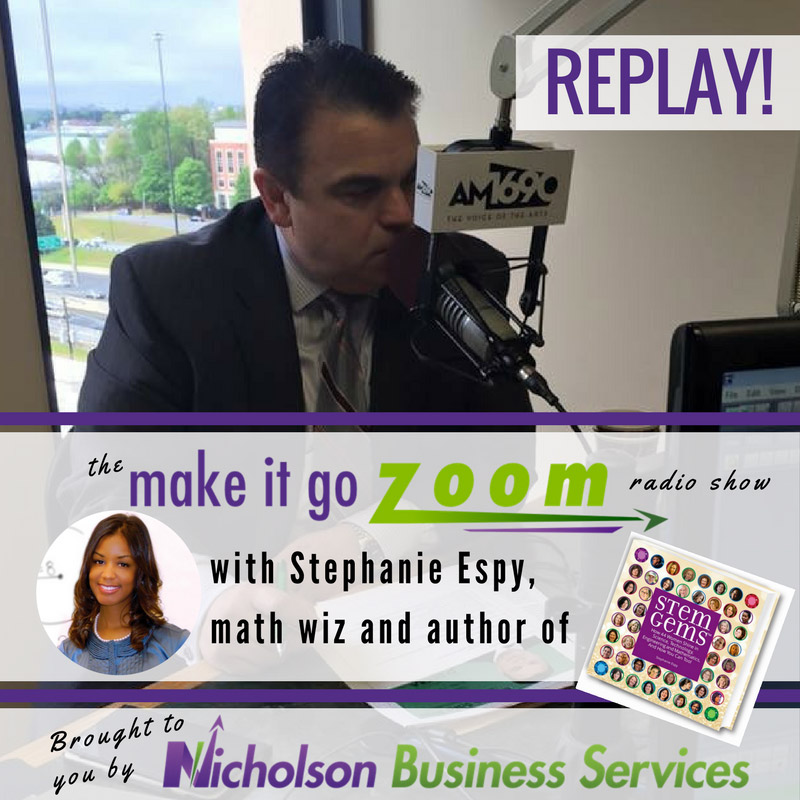 Talk Radio Make It Go Zoom Interview with Don Nicholson