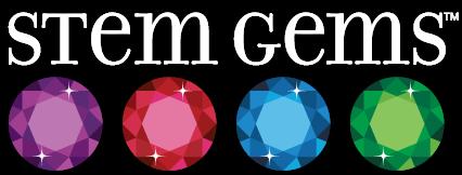 STEM Gems Retina Logo